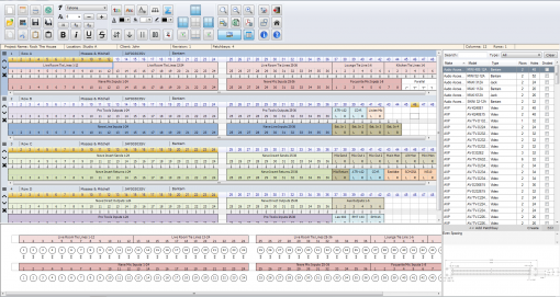 PatchCAD - Main Screen