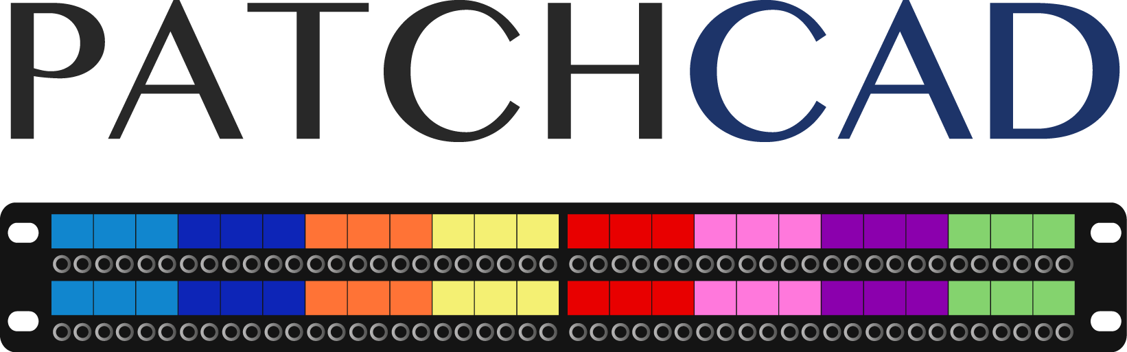 PatchCAD - Patchbay Design and Labelling on